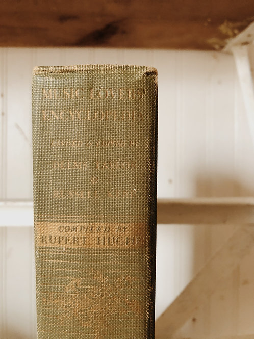 Music Lovers' Encyclopedia