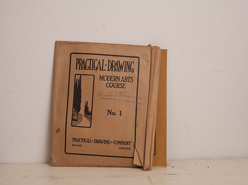 Practical Drawing Course Book