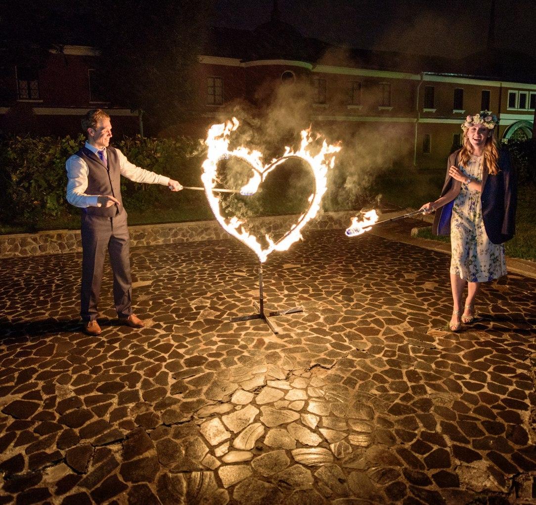 Огненное сердце. Символ Любви