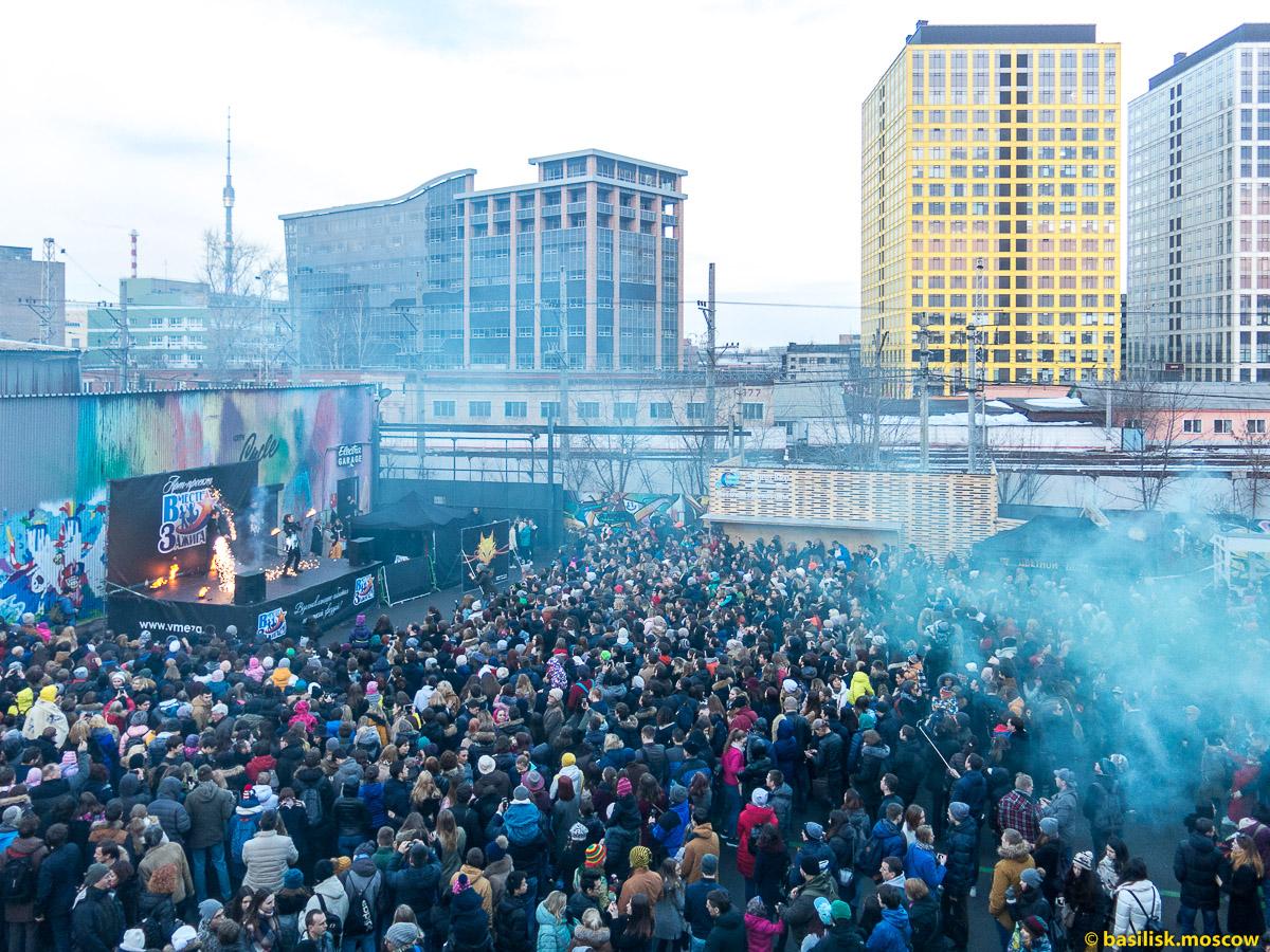 ФаерШоу в Москве FireFox