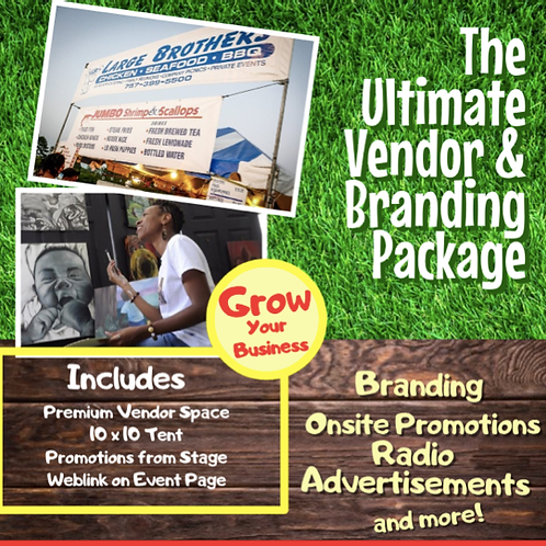 Ultimate Vending & Branding Package