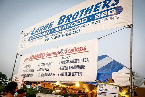 Hot Foods & Food Truck Vendors