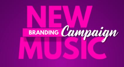 New Music Spotlight 2-Weeks Campaign