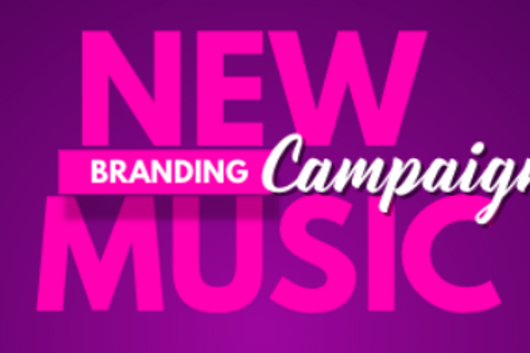 New Music Spotlight 4-Weeks Campaign