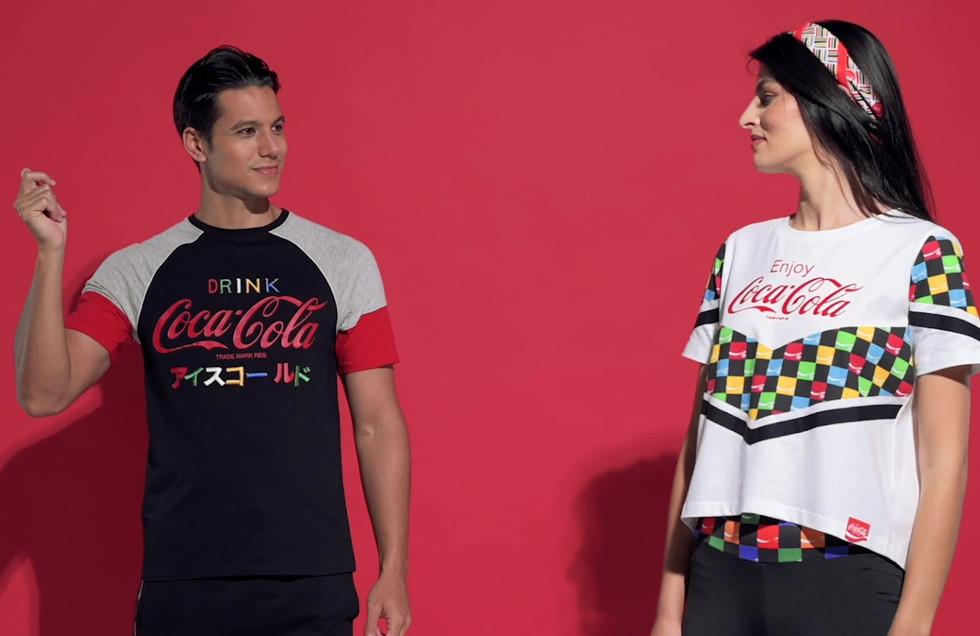 Coca Cola Fashion