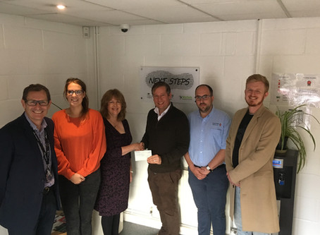 Youth and families receive £4,000!