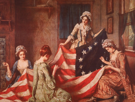 July 4, 2021 - Betsy Ross