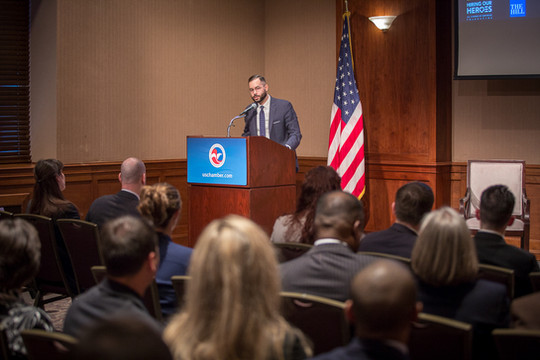 Presenter at U.S. Chamber of Commerce