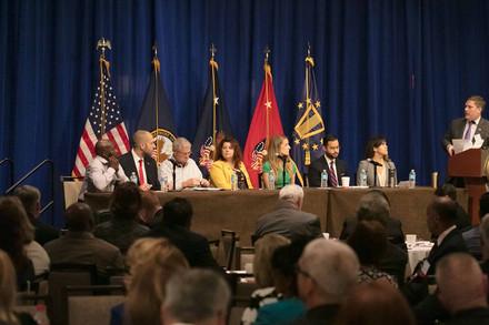 Presenter at U.S. Department of Veterans Affairs Senior Leadership Conference