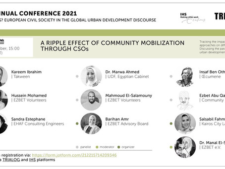TRIALOG ANNUAL CONFERENCE   2021 PANEL VII  Friday 17th of September 2021 @17:00 (CEST)