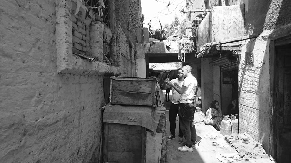 Geziret Al Dahab 5 - Alley