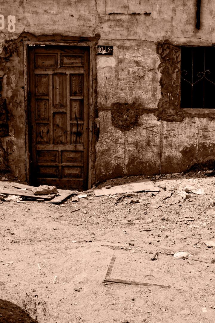 Ezbet Abu Qarn 3 - Household