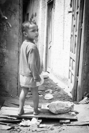Ezbet Abu Qarn 2 - Child