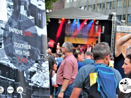 EZBET in Stuttgart Summer Festival