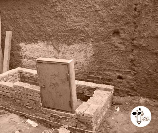 Ezbet Abu Qarn 6 - Broken Well