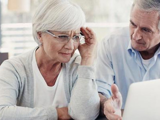 Tips to avoid Identity Theft for Seniors