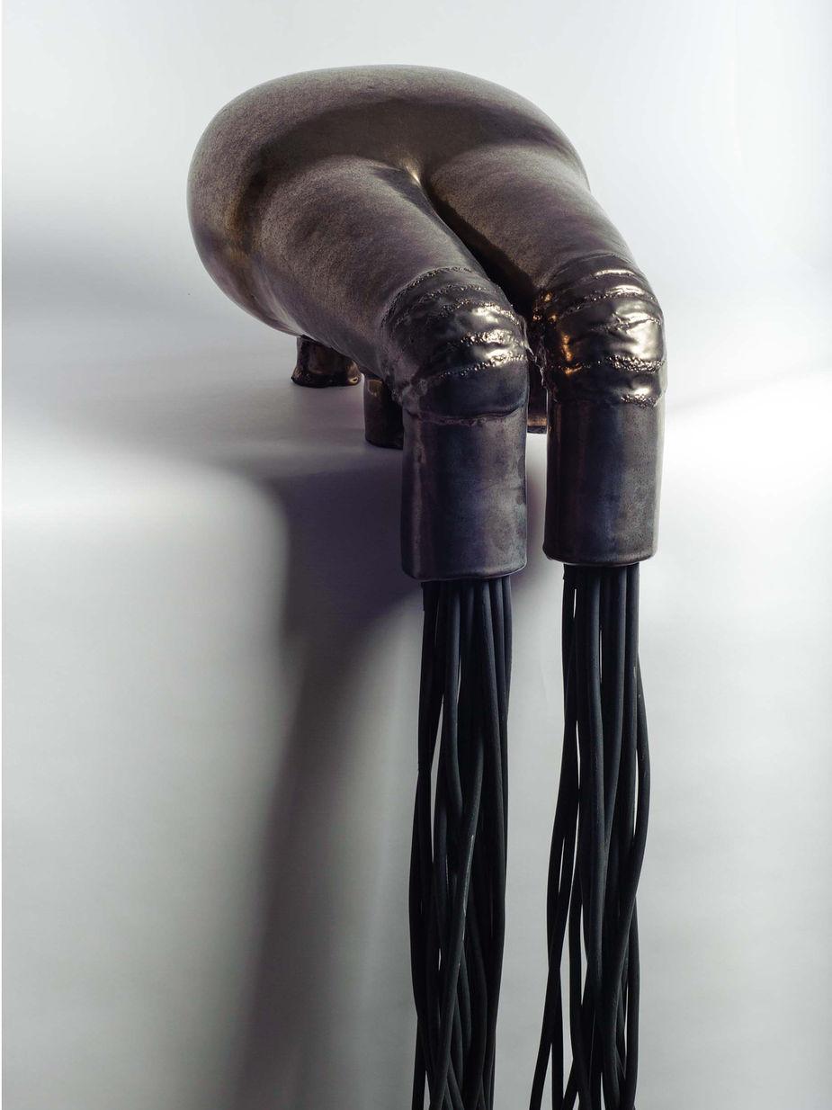 Cuve aux genoux