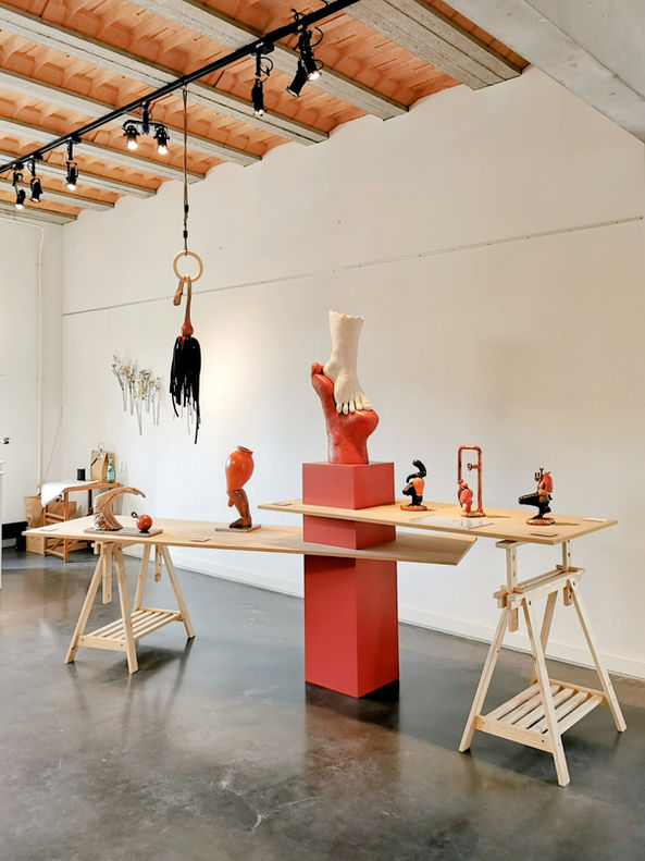 Salon de céramique contemporaine, 2020
