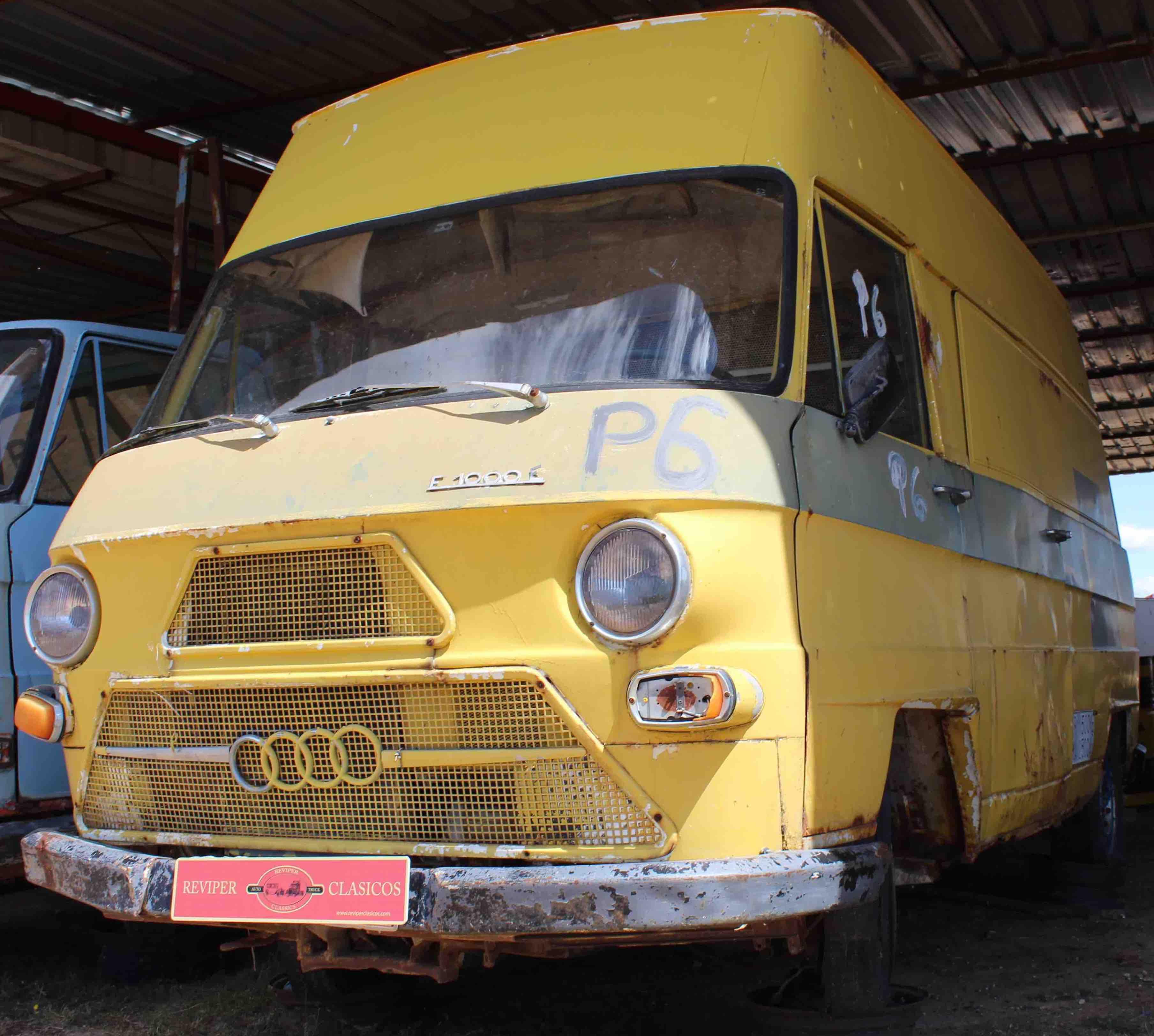 Auto Union DKW F1000E