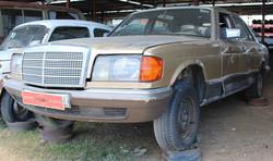Mercedes 280 S