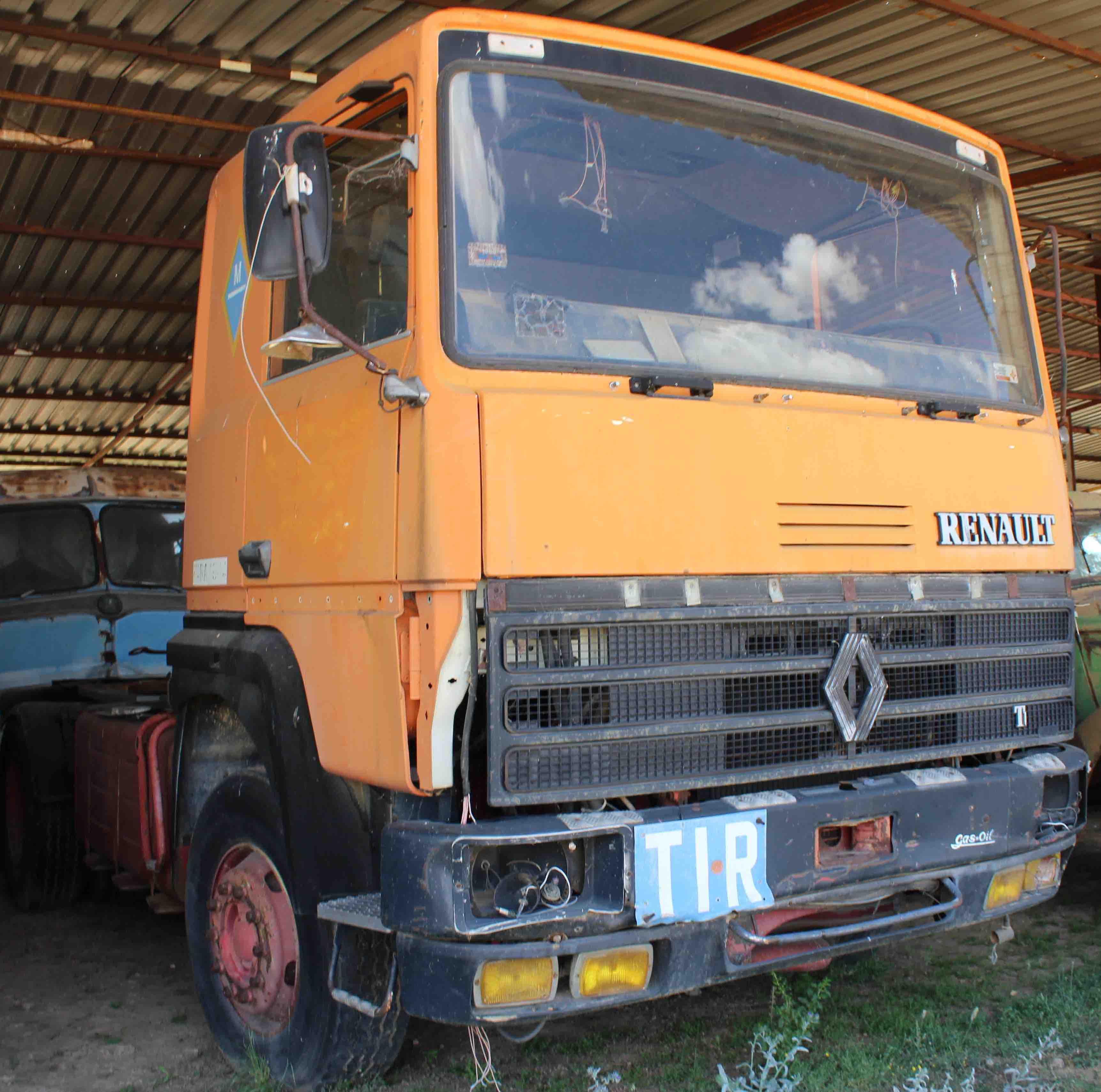 Renault DR-340-T