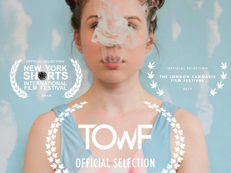 Cheer Up, Charlie is going to T.O. Webfest