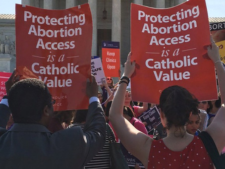 5 Ways To Talk to Your Christian Community About Being Pro-Choice