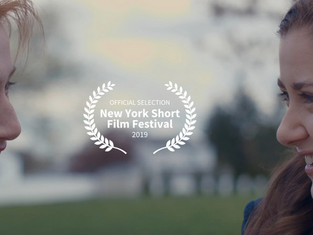 Nun Habits is an Official Selection at the 2019 New York Short Film Festival!
