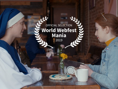 Nun Habits is an Official Selection at the Inaugural World Webfest Mania!
