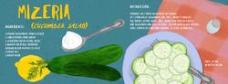 Mizeria recipe