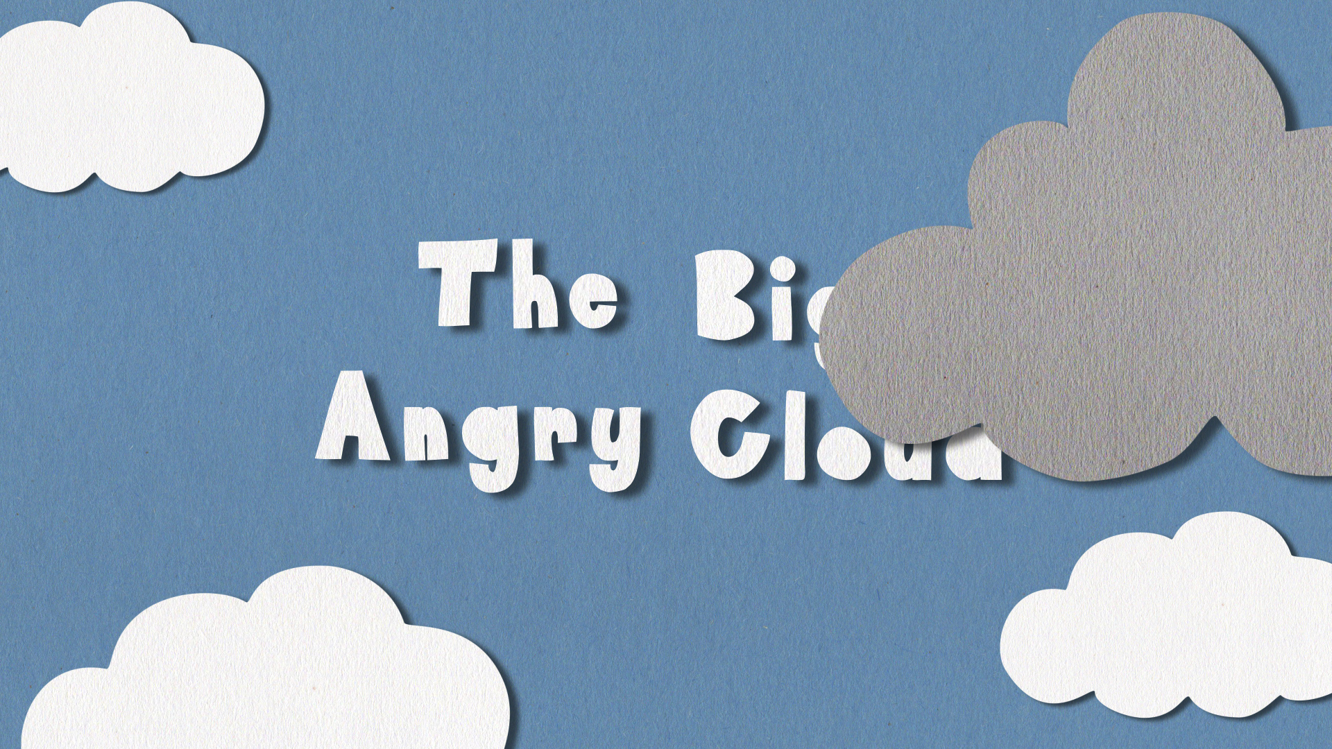The Big Angry Cloud