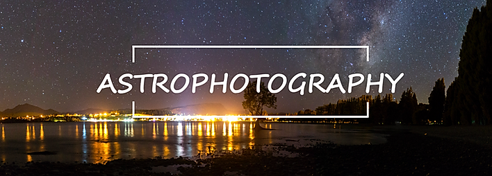Astrophotography Banner