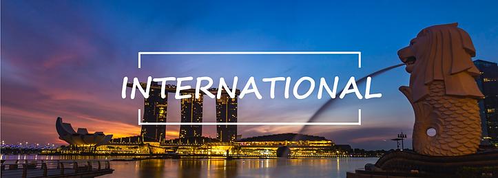 International Banner