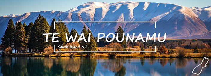 South Island Banner