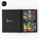 Movie inspired collection - Dracuzard - Count Dracula Hardcover Journal