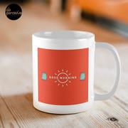 Good Morning, my city. Standard Mug