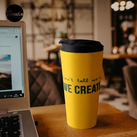 We Create The Future 2 Travel Mug.jpg