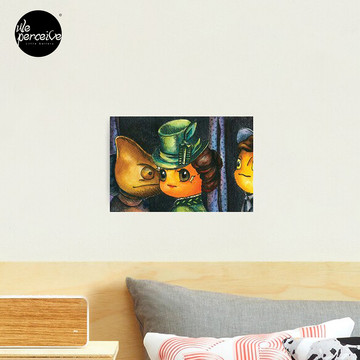 Movie inspired collection - Dracuzard - Mina Harker Photographic Print