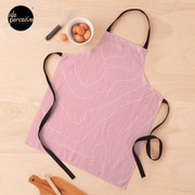 Psychology Things SPECIAL PINK Edition - Maslow's HIERARCHY of NEEDS Apron