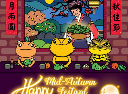 Happy Mid-Autumn Festival Everyone!