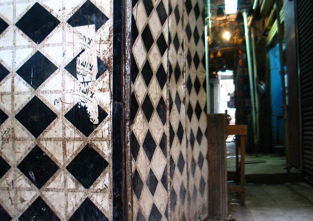 Lost in Khan Al-khalili, Cairo