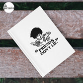 TV series inspired collection - Stranger things - FRIENDS DON'T LIE Hardcover Journal