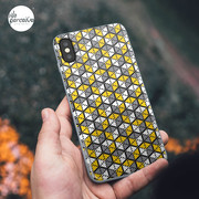 Geometric Cubes iPhone Case & Cover