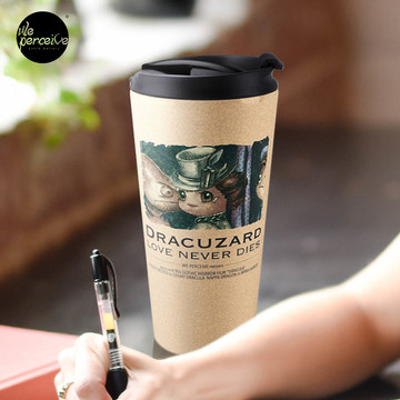 Movie inspired collection - Dracuzard - Mina Harker Travel Mug