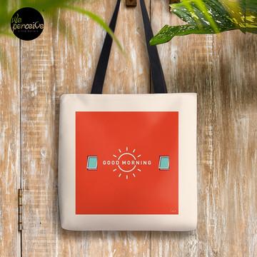 Good Morning My City Tote bag