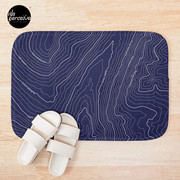 Psychology things - Maslow's HIERARCHY of NEEDS Bath Mat