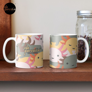 AXOLOTL WAVE - We are the CUTEST CREATURE in the Water World Mug