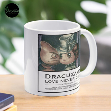 Movie inspired collection - Dracuzard - Mina Harker Mug