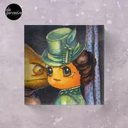 Movie inspired collection - Dracuzard - Mina Harker Acrylic Block