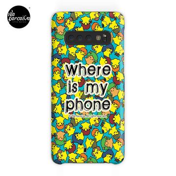 Snapchat filter Samsung Case